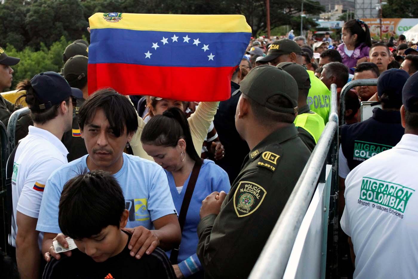 Frontera colombiana