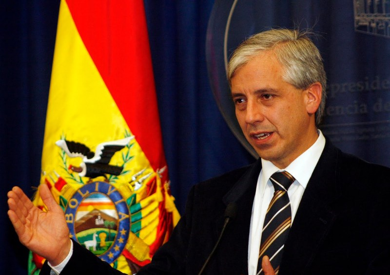 Álvaro García Liner - Bolivia