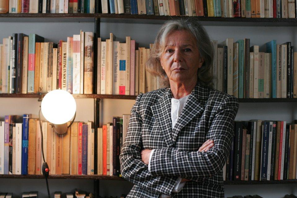 La periodista y ensayista Beatriz Sarlo