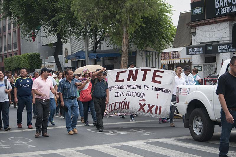 CNTE de México