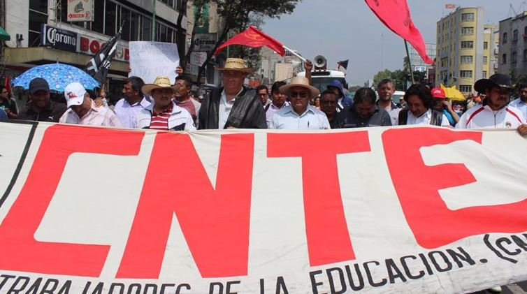 CNTE mexico