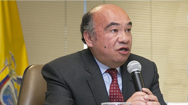Fernando Yepez Ecuador