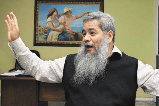 Francisco Galán, nuevo negociador de la paz en Colombia