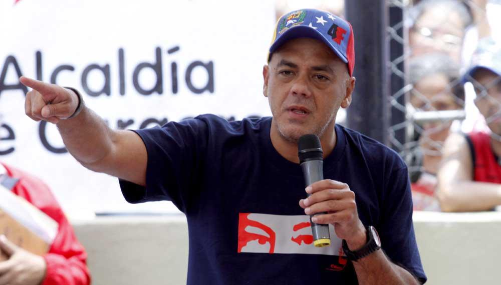 Jorge Rodríguez - Venezuela