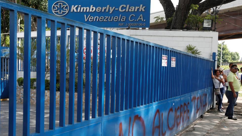 Kinberly Clark