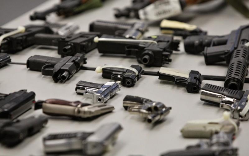 Ley de armas