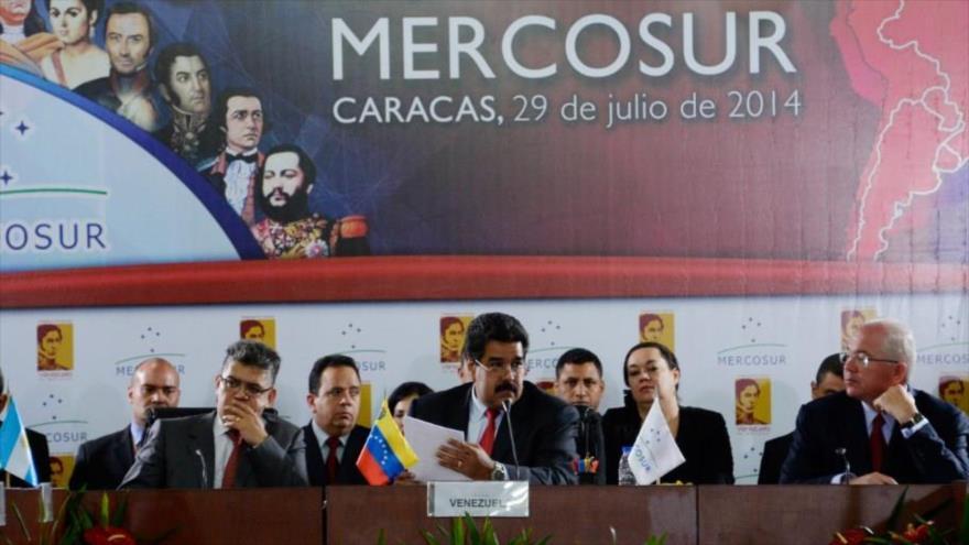 Mercosur 2014 Vzla