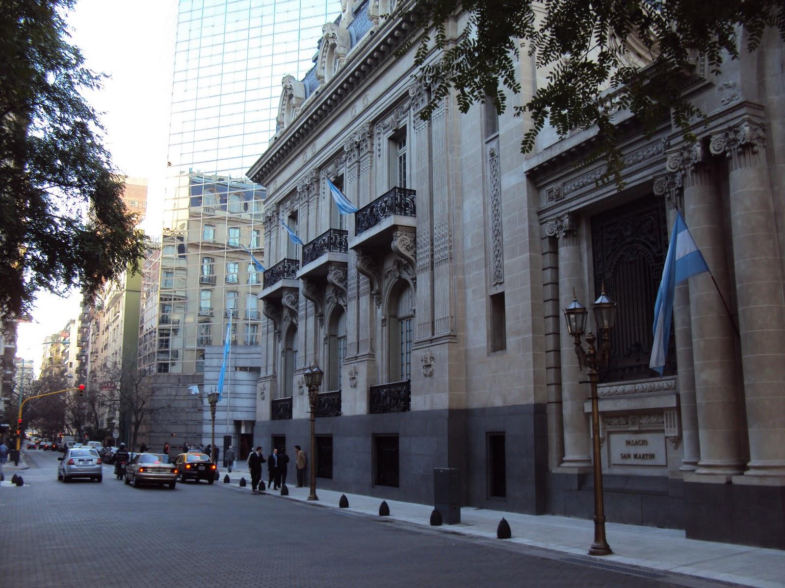 Ministerio de Relaciones Exteriores de Argentina