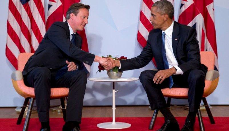 Obama reino unido