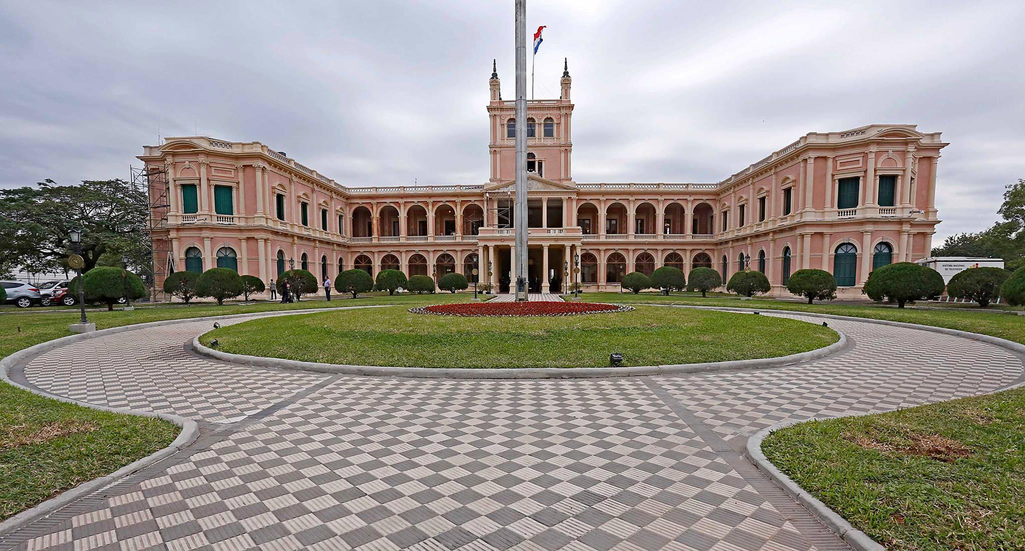 Palacio de los López - Paraguay
