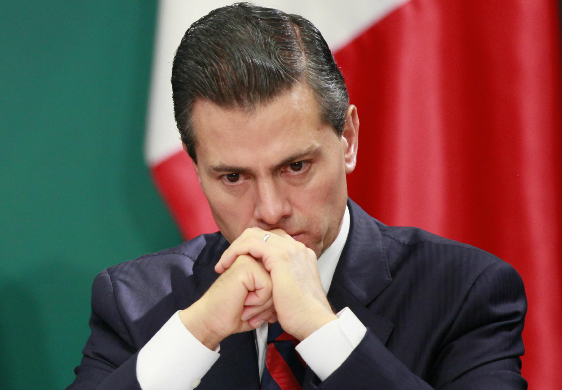 Aprobacin De Pea Nieto Se Desploma En Nmeros El Politico Tendencies Tshirt Comedian Hitam Xl Nieto2