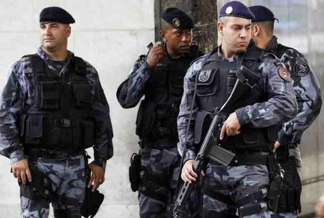 Policia-de-Brasil