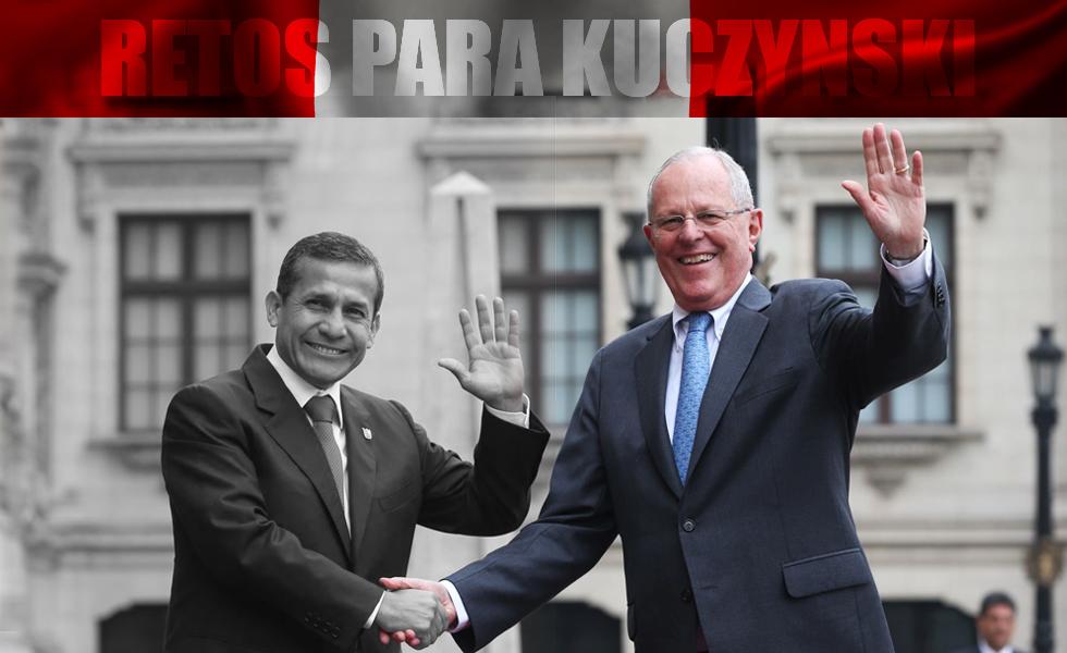 Post EP - Nuevo mandato Peru