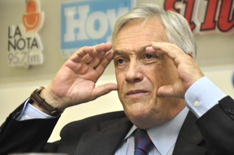 Sebastián Piñera 2