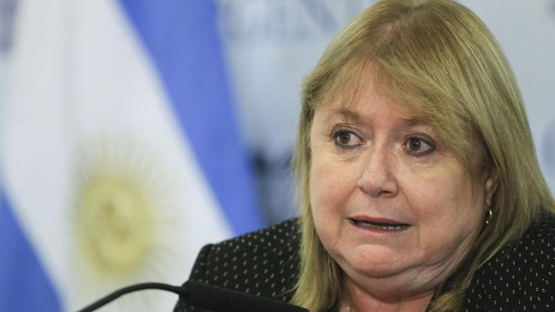 Canciller de Argentina, Susana Malcorra