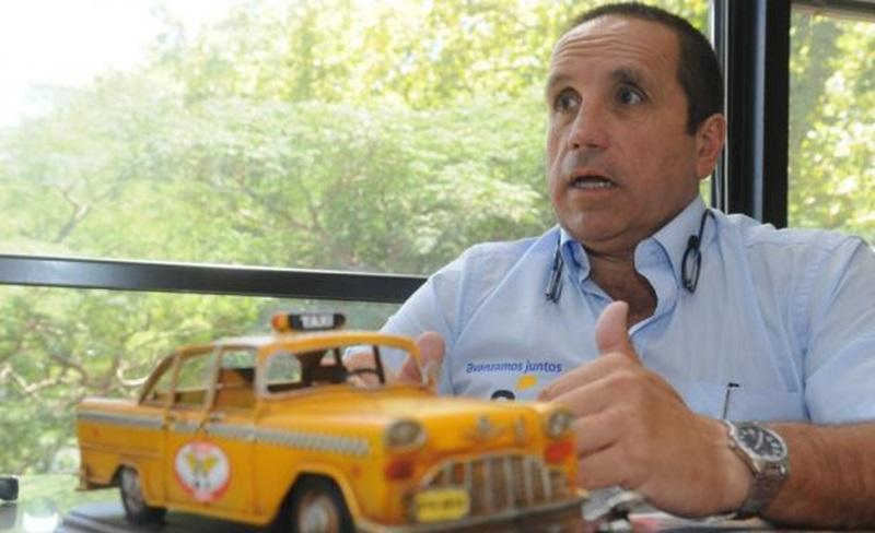 Taxista uruguayo