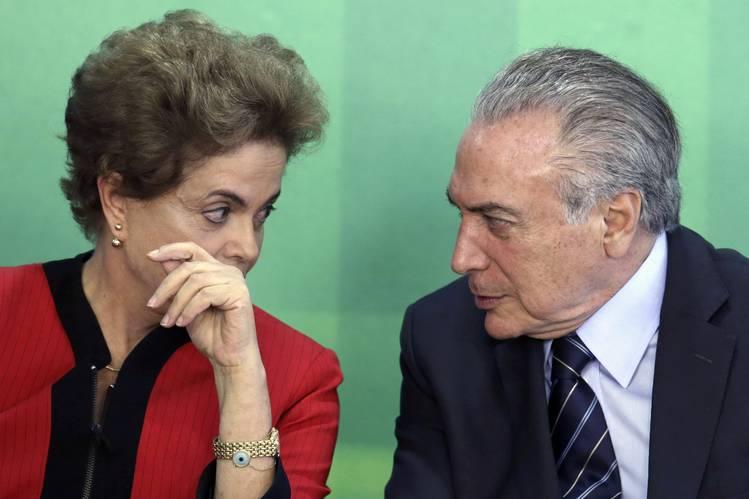 Temer, Brasil