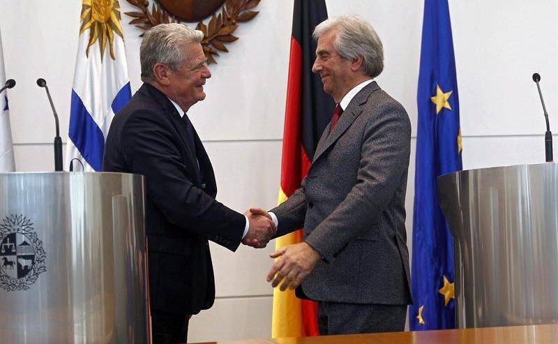 Vázquez y Gauck