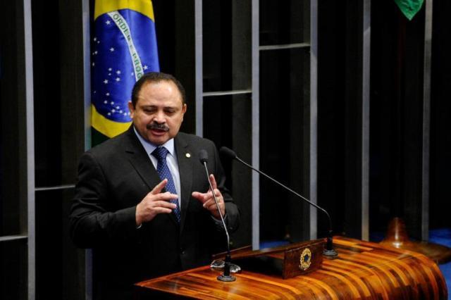 Waldir Maranhão, presidente interino de la Cámara de Diputados de Brasil/ Foto Google