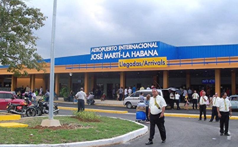 aeropuerto jose marti cuba
