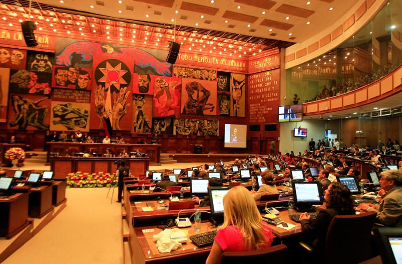 asamblea nacional ecuatoriana