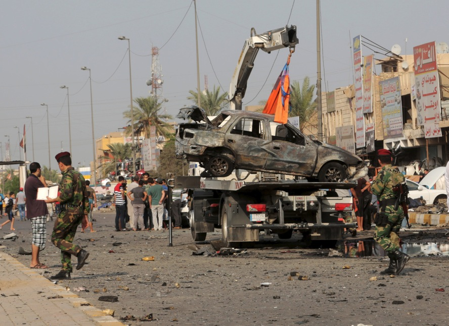 Ataque terrorista en Irak deja 18 muertos