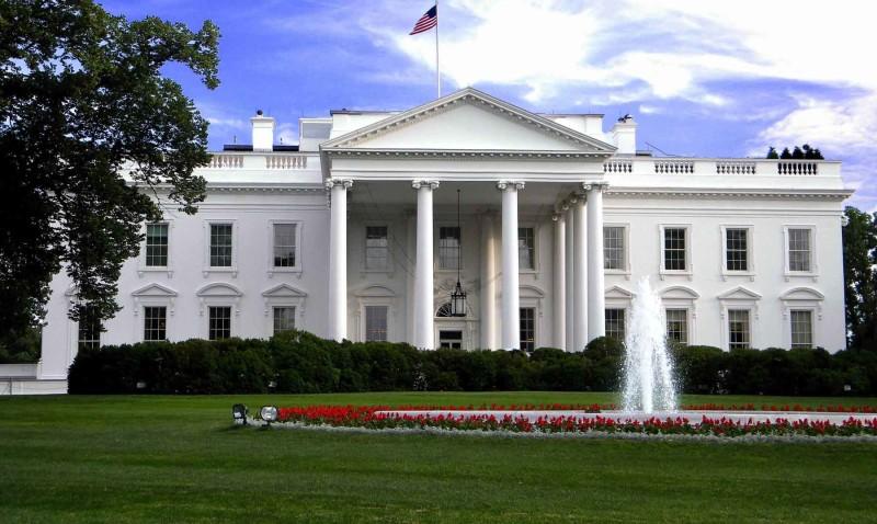 Casa Blanca. Washington