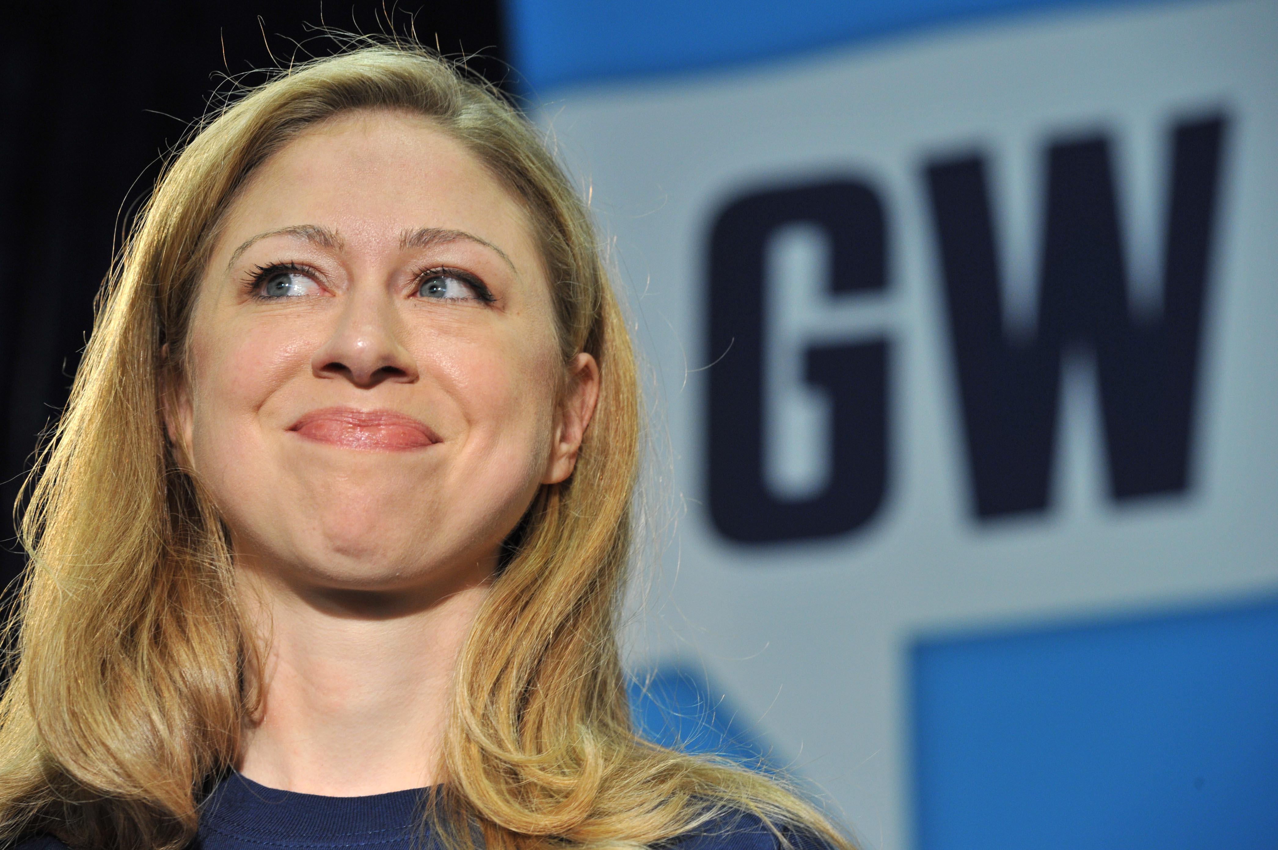 Chelsea Clinton Sobre Su Madre Voy A Votar Por Una Luchadora El