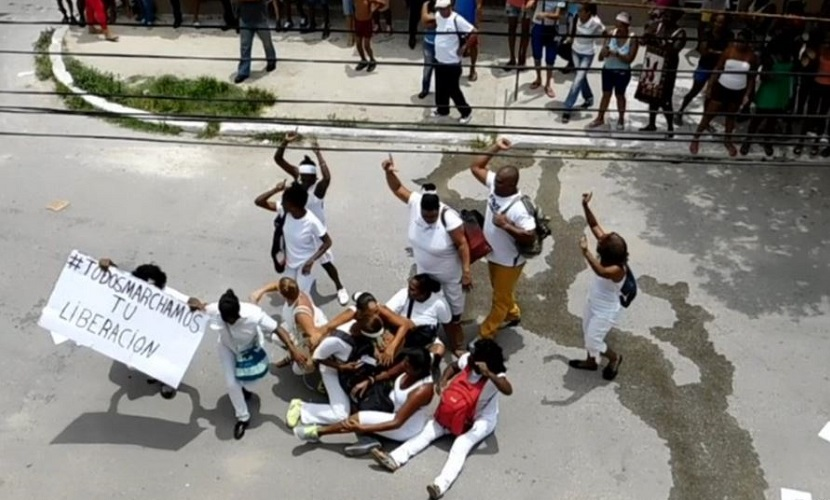 Damas de Blanco Cuba