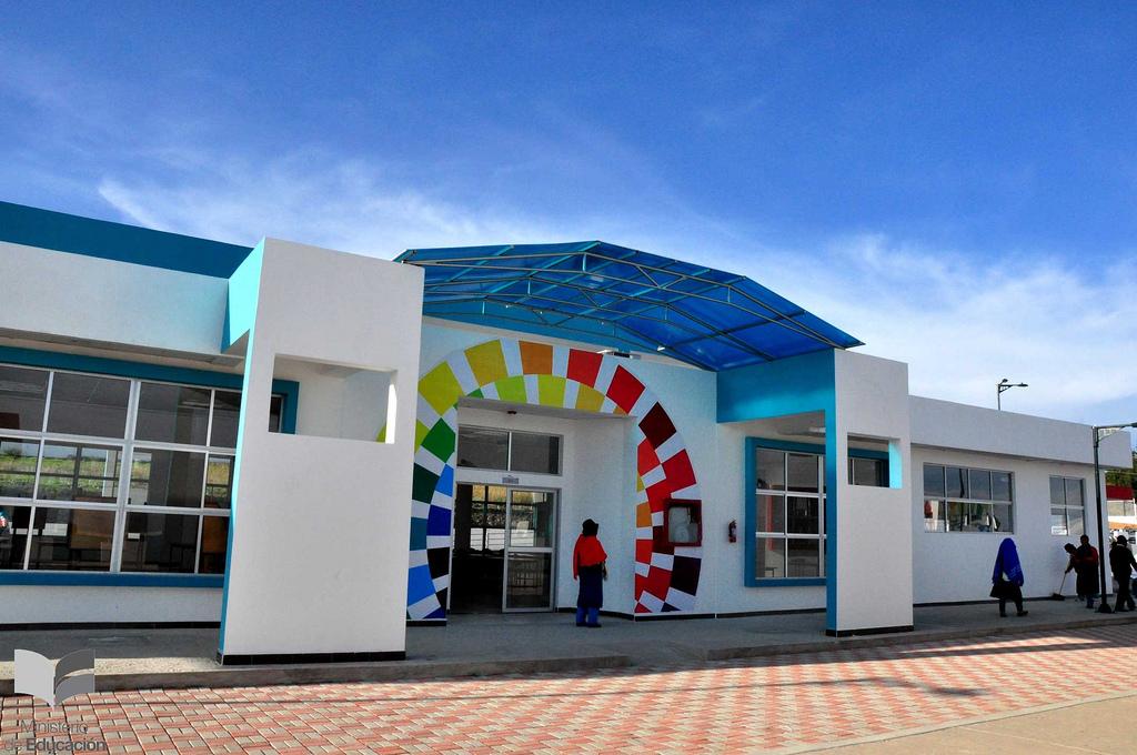 escuela de ecuador