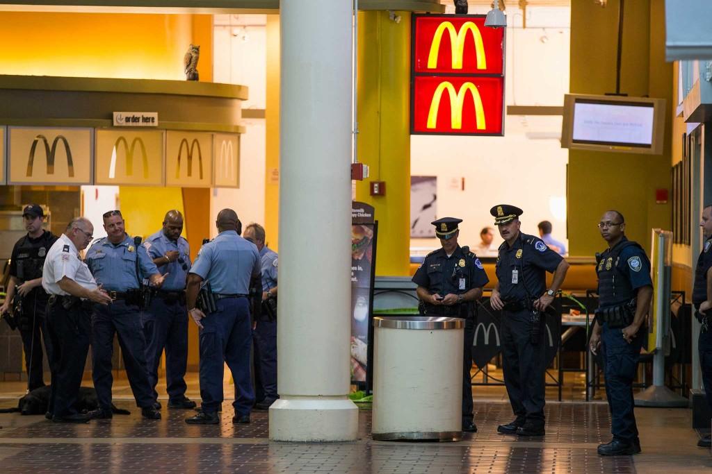 ÚLTIMA HORA: Evacuan estación de trenes en Washington por alerta de bomba