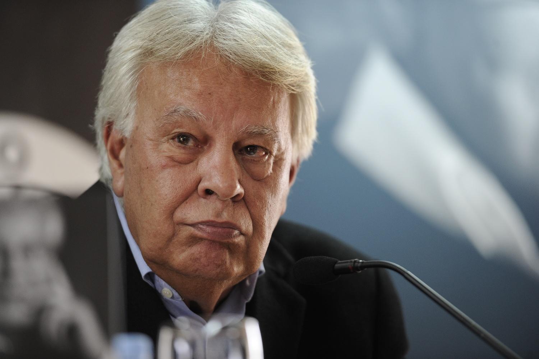 "Felipe González pide al PSOE permitir ""formar gobierno ... Felipe Baquero Gonzalez"