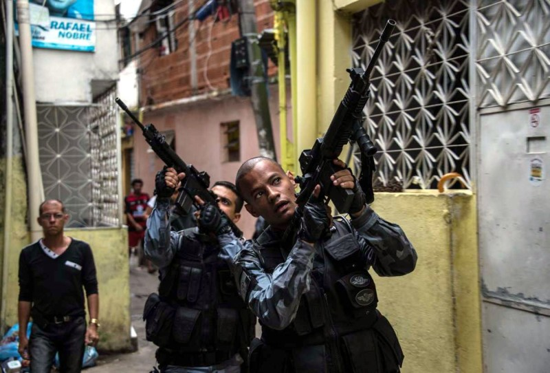 fuerzas armadas, brasil