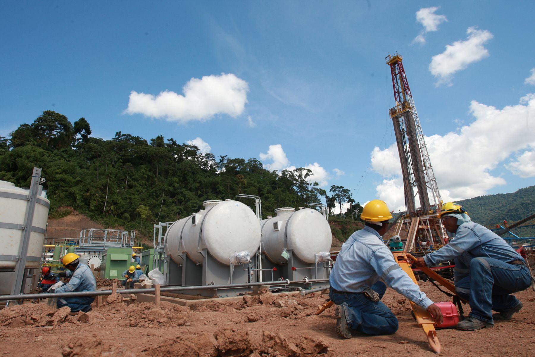gasoducto peruano
