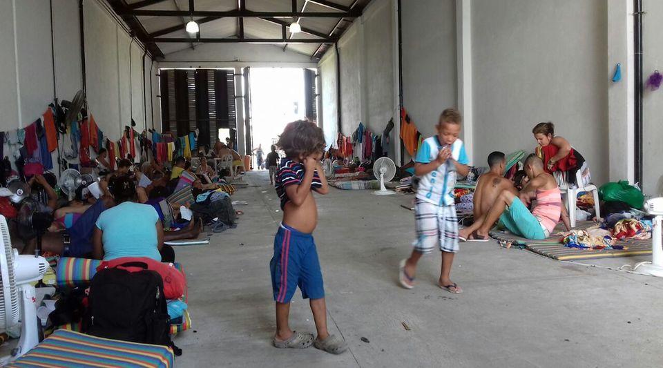 inmigrantes de colombia