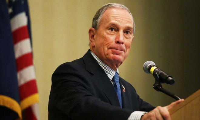 Exalcalde de Nueva York Michael Bloomberg, apoyará a Hillary Clinton