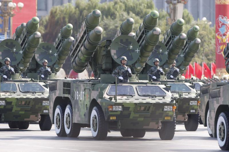 militares, China