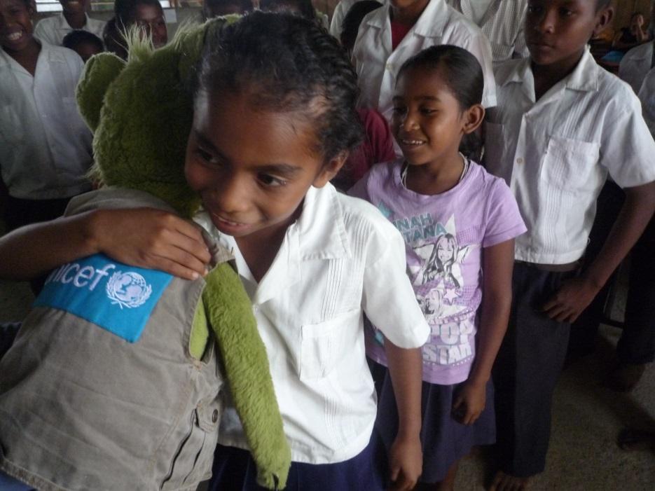 Canadá aprobó donación millonaria para niñez en Honduras
