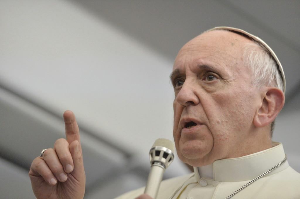 Papa Francisco: El mundo ha perdido la paz
