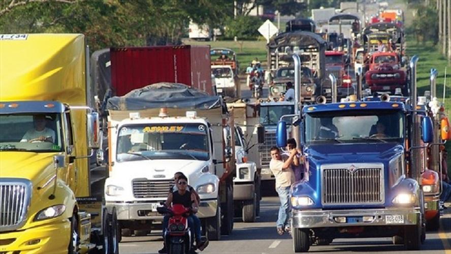 Camioneros Colombia