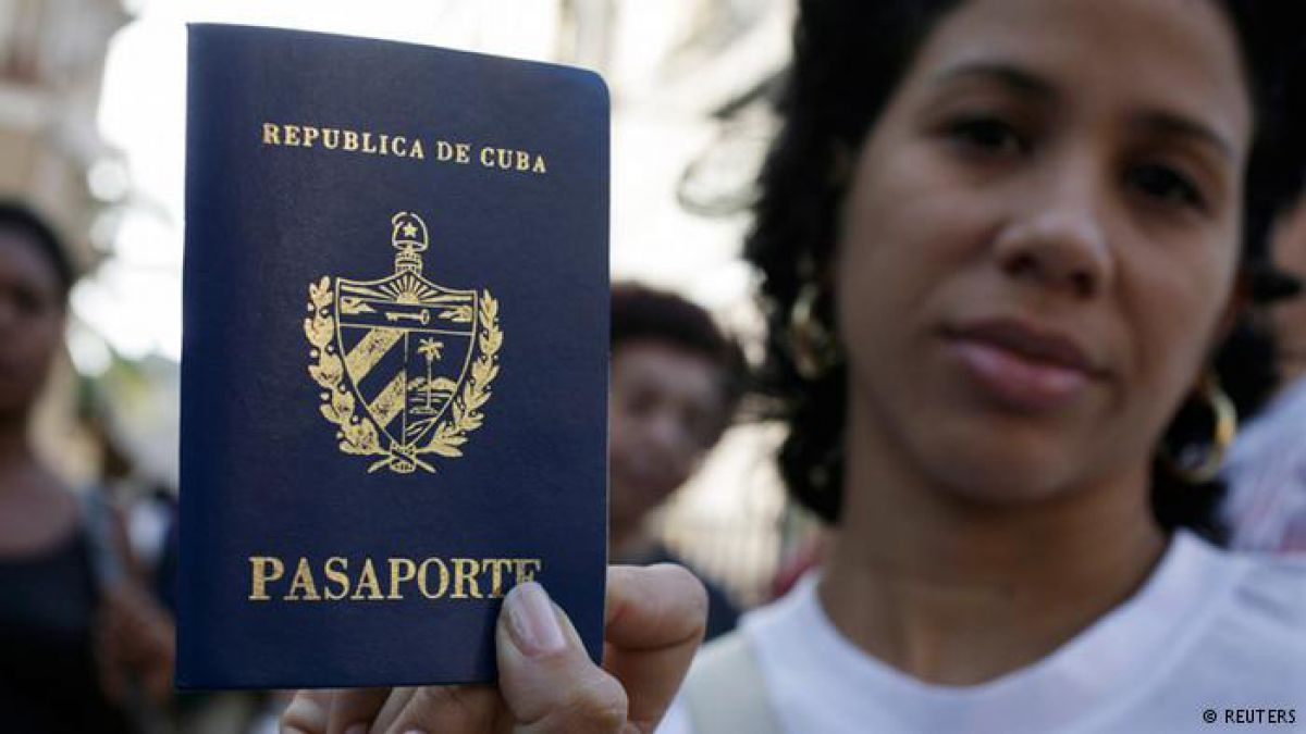 pasaporte cuba