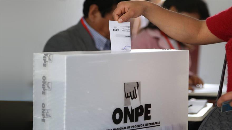 peru elecciones
