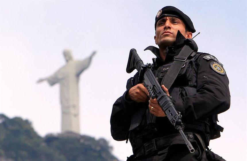 policía rio de janeiro