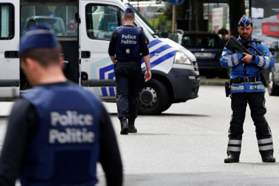 policia de Belgica