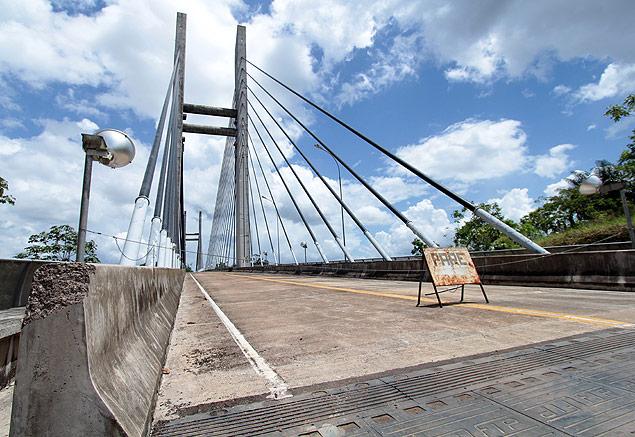 Puente Brasil Guayana francesa