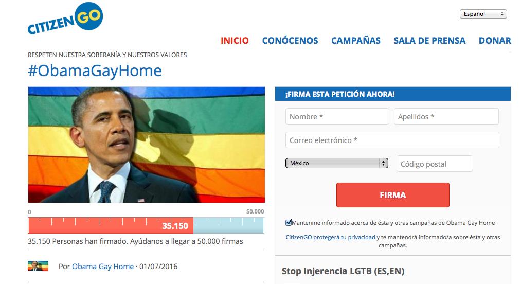 Citizengo Pide A Eeuu Detener Injerencia Lgbti En América Latina