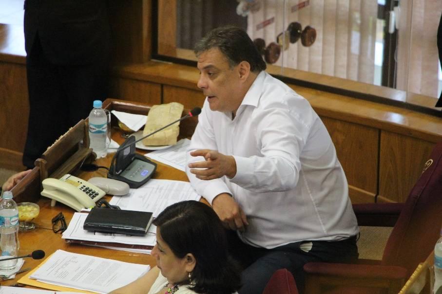 senador paraguayo