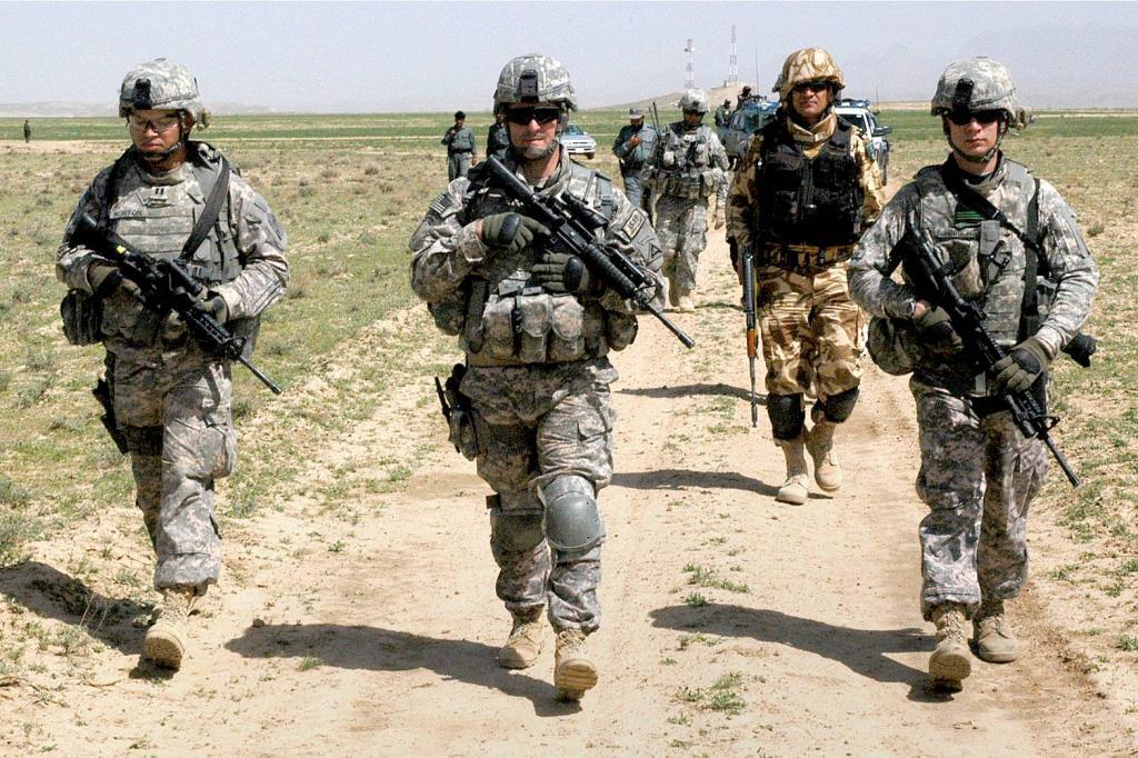 soldado EEUU