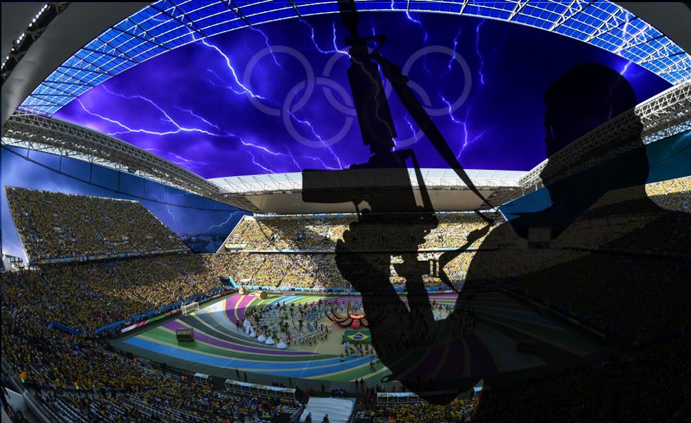 con los juegos olmpicos en la vuelta de la esquina la seguridad de brasil se ha en prevencin a una posible amenaza terrorista