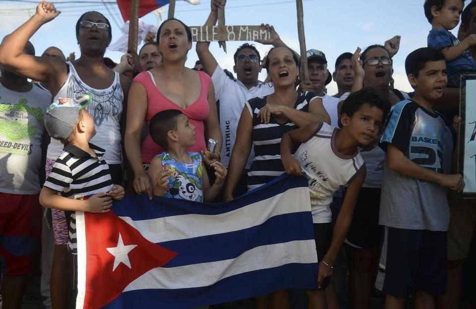 Cubanos en Colombia